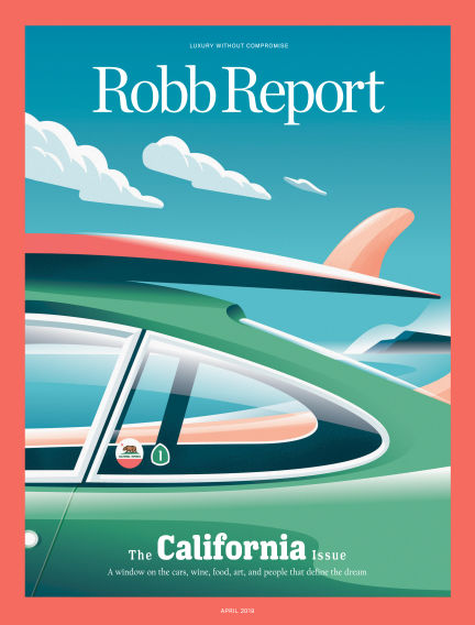 Robb Report April 02, 2019 00:00