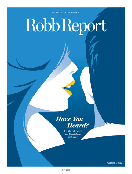 Robb Report May 07, 2019 00:00