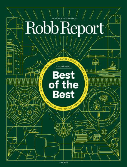 Robb Report June 04, 2019 00:00