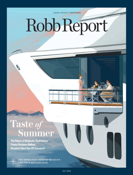 Robb Report July 02, 2019 00:00