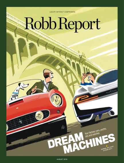 Robb Report August 06, 2019 00:00