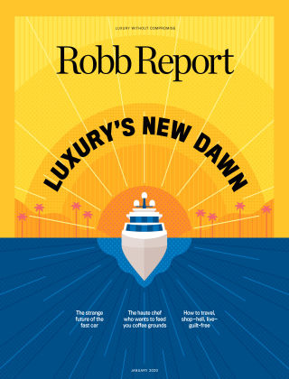 Robb Report Jan 2020