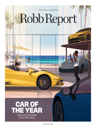 Robb Report Feb 2020