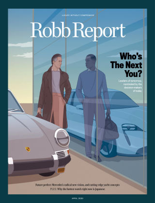 Robb Report Apr 2020