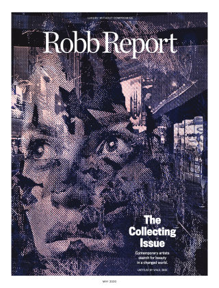 Robb Report May 2020