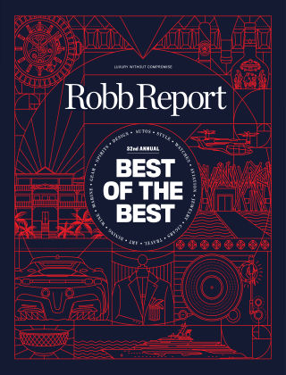 Robb Report June 2020