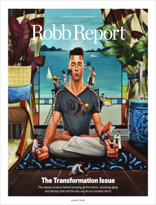 Robb Report August 2020