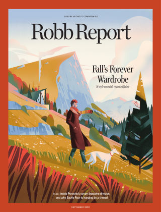 Robb Report September 2020