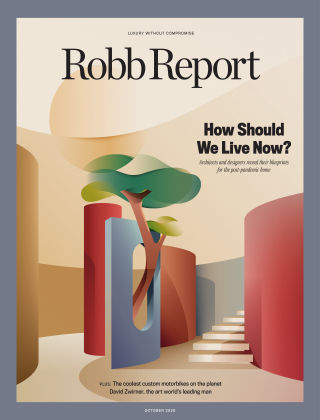 Robb Report October 2020