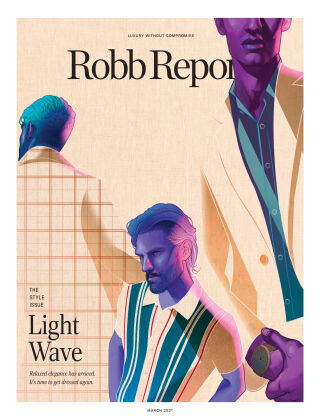 Robb Report March 2021