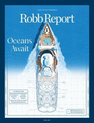 Robb Report April 2021