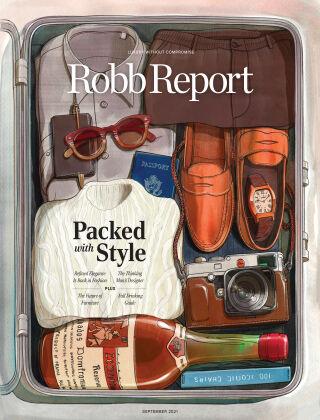 Robb Report September 2021