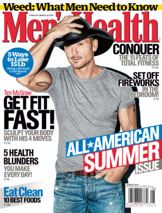 Men's Health July / August 2014