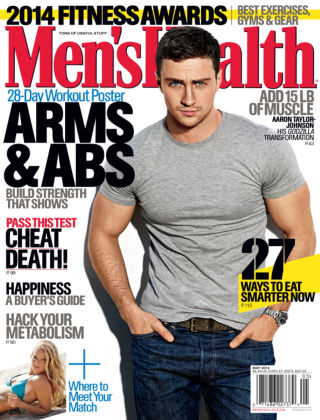 Men's Health May 2014