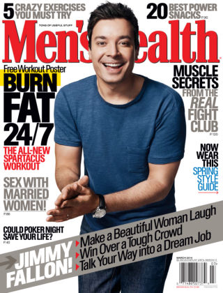 Men's Health March 2014