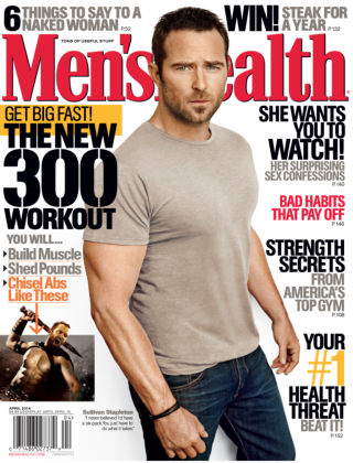 Men's Health April 2014