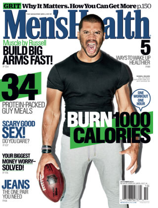 Men's Health October 2014