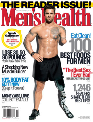 Men's Health November 2014