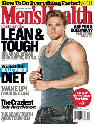 Men's Health December 2014