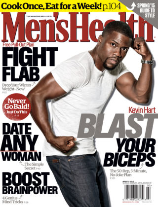 Men's Health March 2015