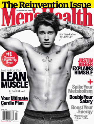 Men's Health April 2015
