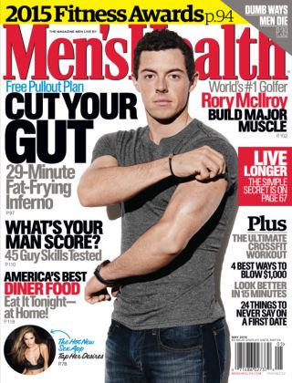 Men's Health May 2015