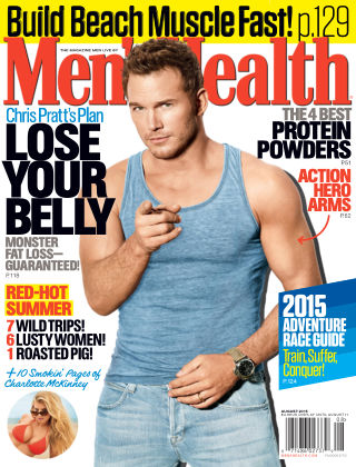 Men's Health July / August 2015
