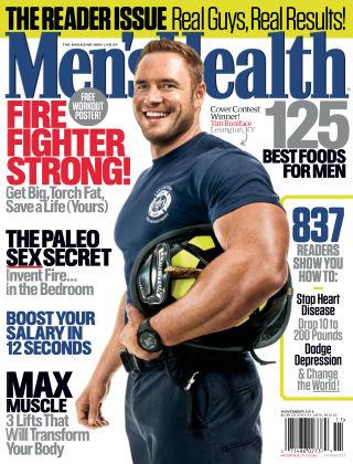 Men's Health November 2015