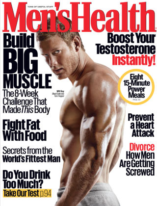 Men's Health Apr 2016