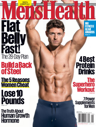 Men's Health May 2016
