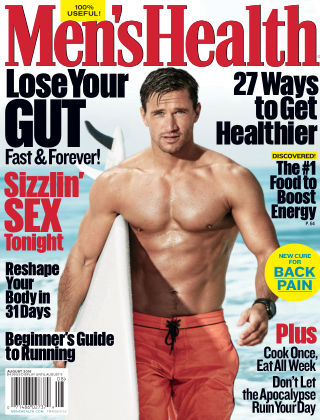Men's Health Jul-Aug 2016