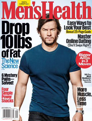 Men's Health Sep 2016