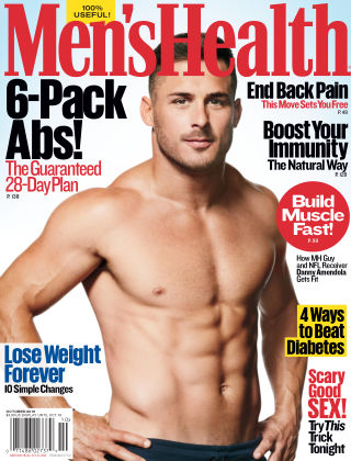 Men's Health Oct 2016