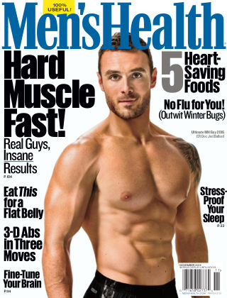 Men's Health Nov 2016
