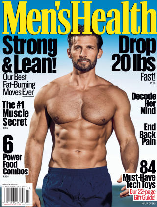 Men's Health Dec 2016