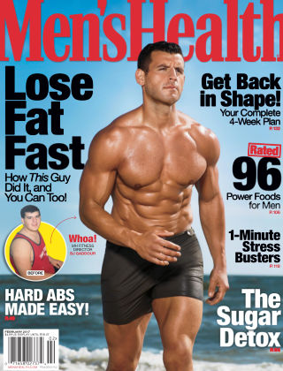 Men's Health Jan-Feb 2017
