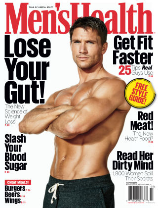 Men's Health Mar 2017