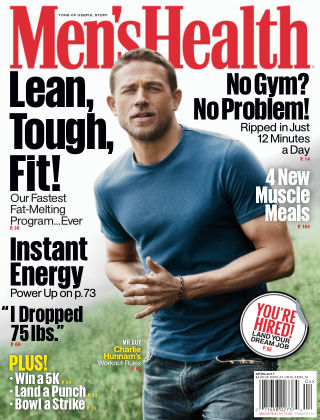 Men's Health Apr 2017