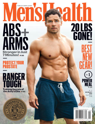 Men's Health May 2017
