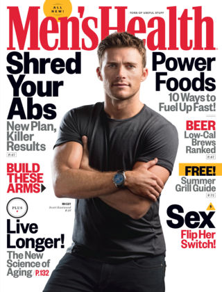 Men's Health Jun 2017