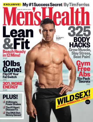 Men's Health Jul-Aug 2017