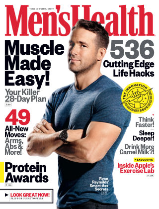 Men's Health Sep 2017