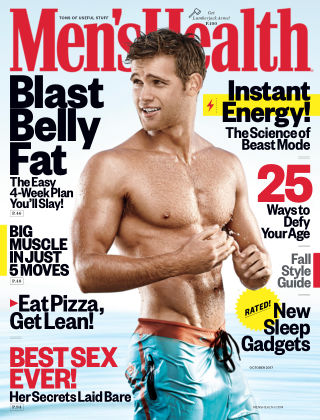 Men's Health Oct 2017