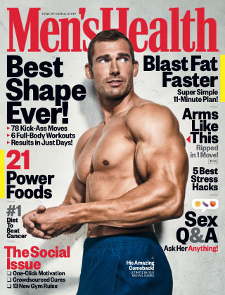 Men's Health Nov 2017