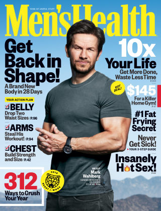 Men's Health Jan-Feb 2018
