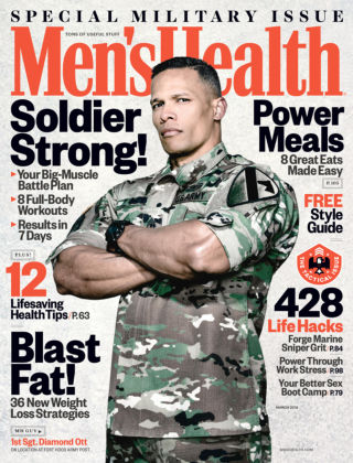 Men's Health Mar 2018