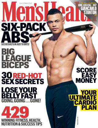 Men's Health Apr 2018