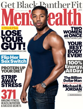 Men's Health May 2018