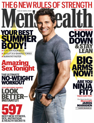 Men's Health Jun 2018