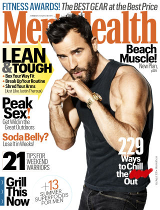 Men's Health Jul-Aug 2018